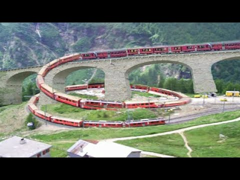 15 Most Amazing Railway Tracks In The World