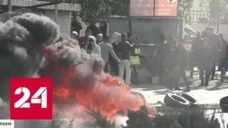 Палестино-израильский конфликт: новая кровь способна сделать войну необратимой - Россия 24