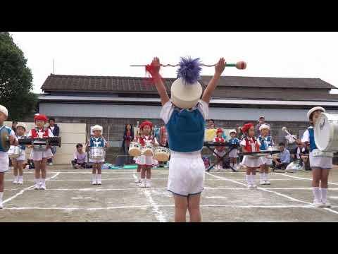 [FHD] 年長組鼓笛演奏・前渡ふたば保育園