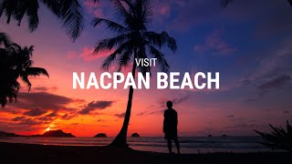 Nacpan Beach, Philippines