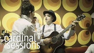 Hear the music  In the penultimate Cardinal Sessions 34    Albion Rooms