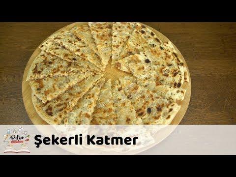 Şekerli Katmer Tarifi