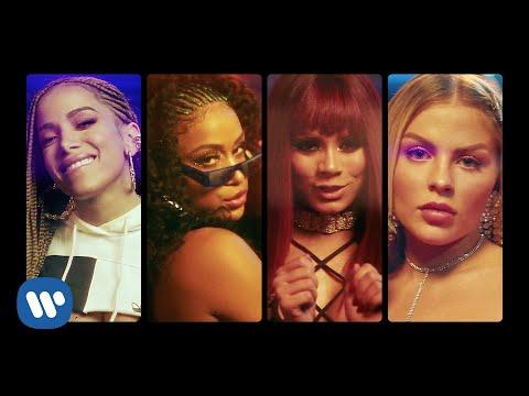 Anitta, Lexa, Luisa Sonza feat MC Rebecca - Combatchy (Official Music Video)
