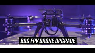 BDC FPV Upgrade 2021 - 6K Komodo RED