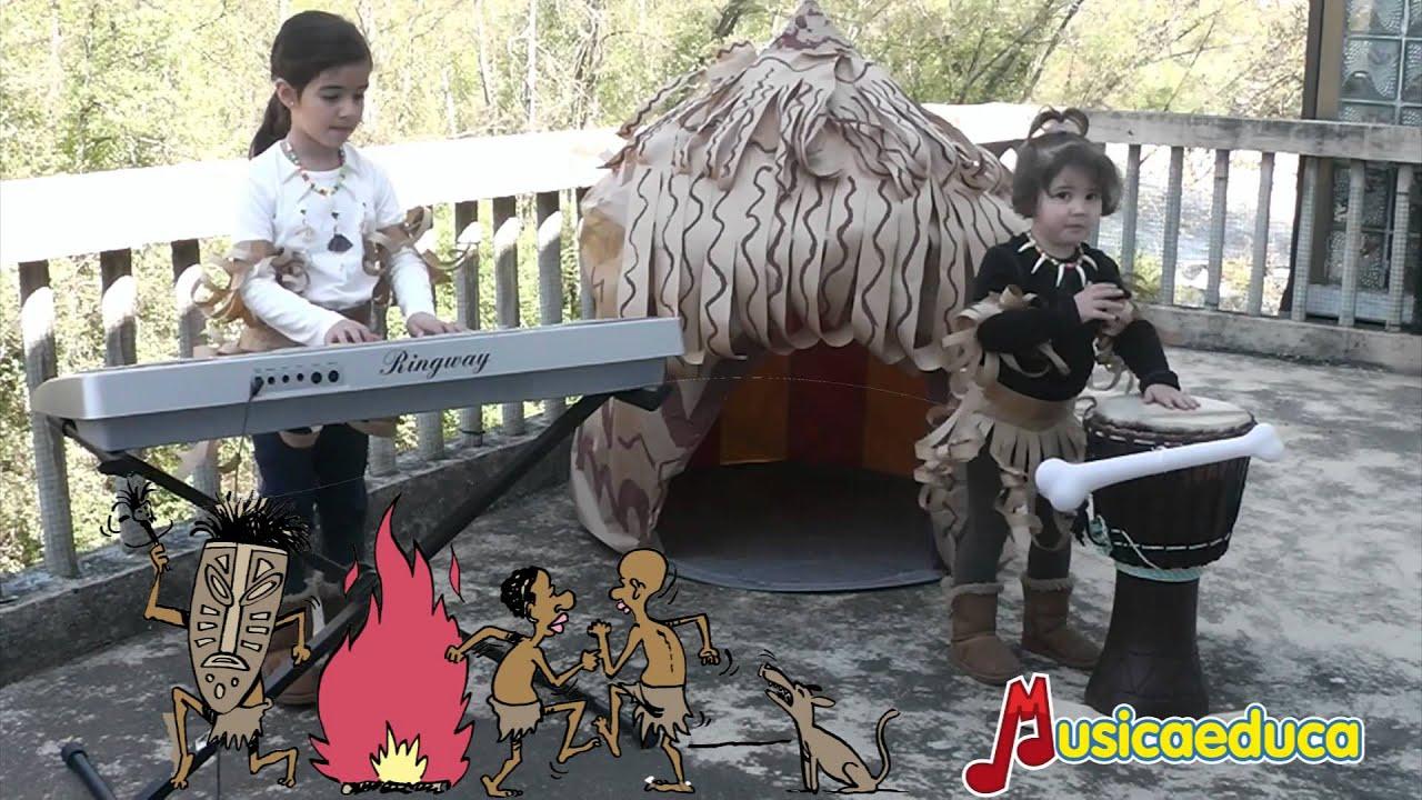 En mi tribu - Paloma y Laura