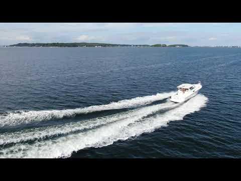 Tiara Yachts Open video