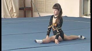 Челябинская гимнастка завоевала 4 награды на ЧМ в Германии