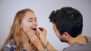 Erkekler Kadınlara Makyaj Yaparsa Ne Olur?