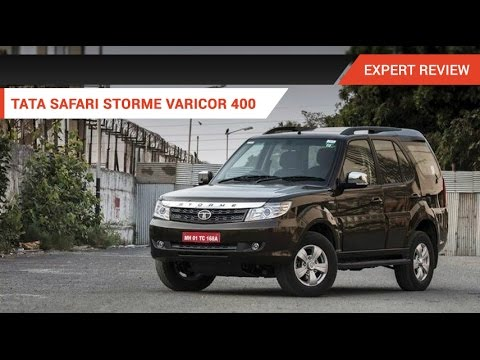 Tata Safari Storme Varicor 400 | Expert Review | CarDekho.com