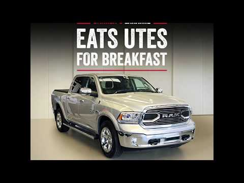 YouTube Video of the Meet Darren's Ram 1500 Laramie - He'd sleep in it if his wife would let him!