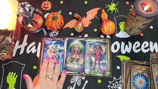 Kto Nawiedzi Was W Halloween. Wybierasz Sam Swój Los. Wróżka Astylla