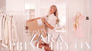 ZARA Spring try on haul ~ Spring Fashion Edit ~ Freddy My Love