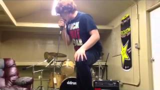 The acacia strain Nightman vocal cover