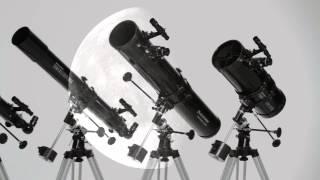 Celestron PowerSeeker 60 EQ Refractor Telescope - 21043