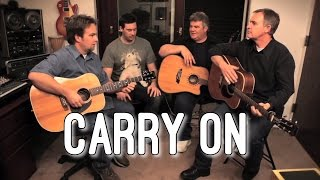 Crosby, Stills, Nash & Young CSN   CARRY ON Questions COVER