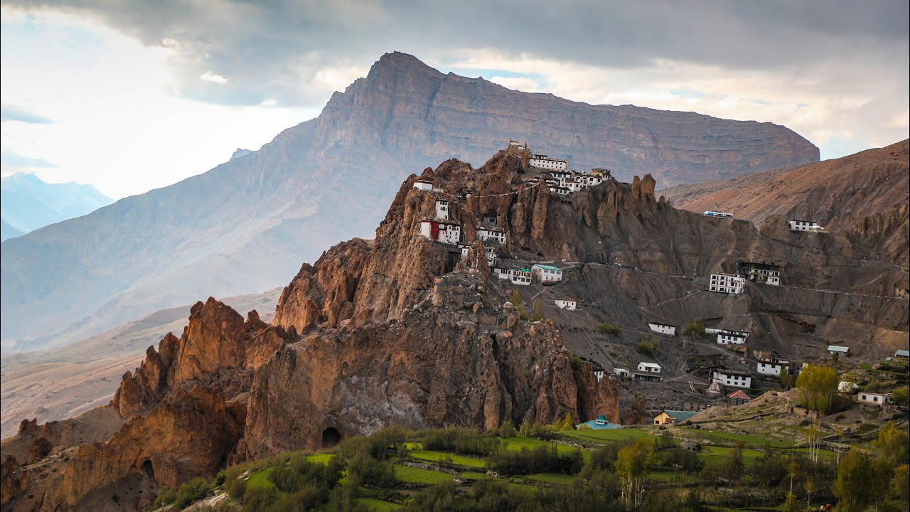 Excursion to Spiti Valley Video