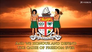 National anthem of Fiji (lyrics)
