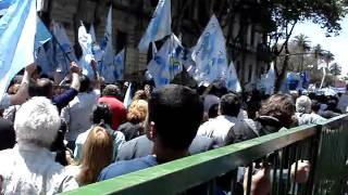 La Coda Per Lultimo Saluto A Nestor Kirchner Buenos Aires
