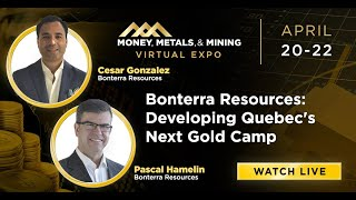 Bonterra Resources: Developing Quebec's Next Gold Camp