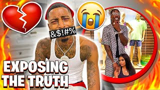CJ SO COOL IS NOW DATING MY EX!💔 (I TRIED TO KEEP MY MOUTH SHUT) **EXPOSED**