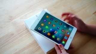 ::: รีวิว iPad mini4 แบบไทยไทย ตอนที่ 1 ::: ตัวเล็ก พลังล้น