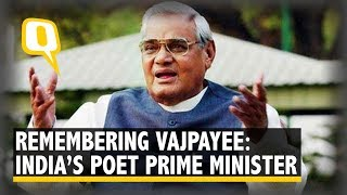 Atal Bihari Vajpayee: Poetry in My Heart, Sangh in My Soul | The Quint