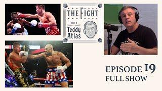Fury v Schwarz, GGG v Rolls Recaps - Teddy Atlas Fight Breakdown | THE FIGHT with Teddy Atlas