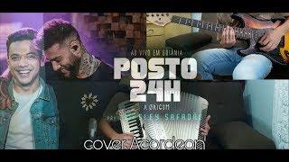 Lucas Lucco   Posto 24h Part. Wesley Safadão   (Cover Acordeon)
