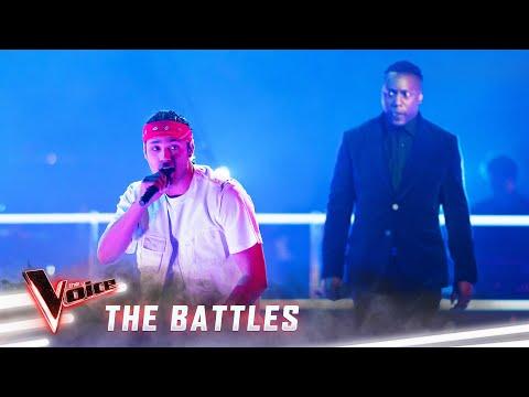 The Battles: Denzel v Henry Olonga 'Skyfall' & 'Lose Yourself' | The Voice Australia 2019