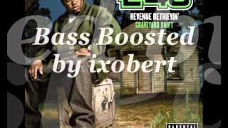 E-40 - That Candy Paint (feat. Slim Thug & Bun B) Bass Boosted