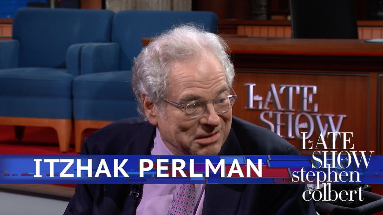Itzhak Perlman Returns To Ed Sullivan Theater 60 Years Later thumbnail