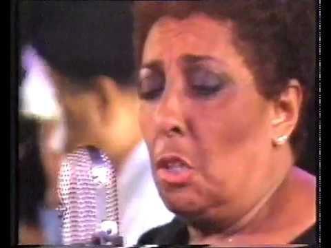 """Carmen McRae, Dizzy Gillespie, """"Round Midnight"""" (T.Monk)"""