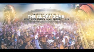 FROM THE GLORY DOME: IMPARTATION  SERVICE. 17-03-2019