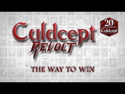 Culdcept Revolt — The Way to Win Trailer (Nintendo 3DS) thumbnail