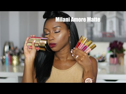 Color Statement Lipstick  by Milani #8