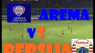 Arema Vs Persija 44 Highlights And Goals Full  HD  QNB League