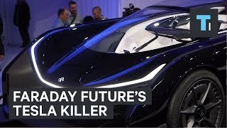Faraday Future's Tesla killer