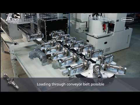 Präwema Antriebstechnik - gear honing improves gearing surfaces
