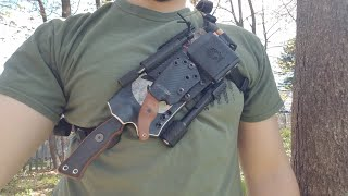 TOPS Operator 7 Kydex Chest Rig!!!