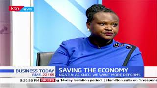 How to save Kenyan Economy from falling against the back-drop of financial stress