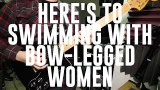 Four Year Strong   Here's To Swimming With Bow Legged Women (Guitar Cover)