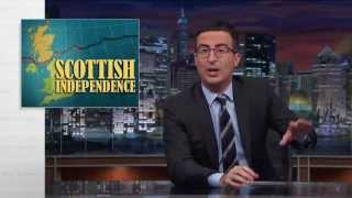 Scottish Independence: Last Week Tonight