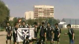 preview picture of video 'FC Uran Aktobe wins League One Champions title! Aug 15, 2009'