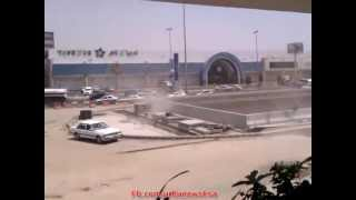 preview picture of video 'Wind Cyclone at Tahlia street near Al baik, Jeddah.'