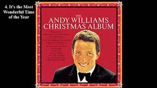 Andy Williams - The Andy Williams Christmas Album (1963) [Full Album]