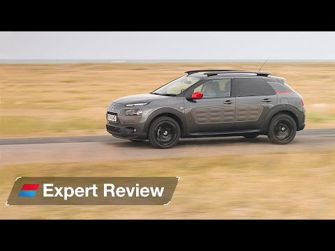 Citroen C4 Cactus car review