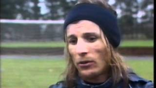 Claudio Caniggia Dundee Interview #2