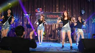 UPRtek  Cheeky Girls