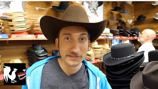 Burnie Vlog: Gavin's British Cowboy Makeover | Rooster Teeth