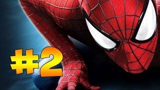 Прохождение ►The Amazing Spider Man 2 ► #2 - По следам убийцы. [Rus HD]